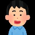 tarakokuchibiru_manたらこ唇