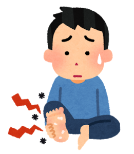 foot_sick_mizumushi_man.png水虫