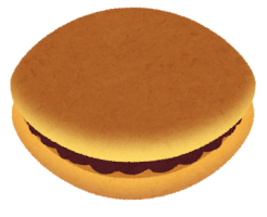 sweets_dorayaki_one.pngどらやき